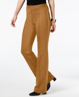 INC International Concepts Petite Piped Trousers, Created for Macy's
