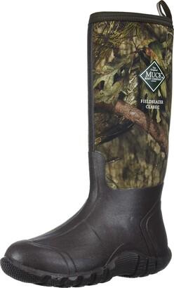 Muck Boot Muck Fieldblazer & Edgewater Classic Brown/Mossy Oak Country 15