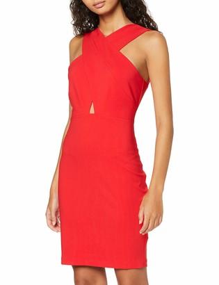 Find. Amazon Brand Women's Midi Halter Dress
