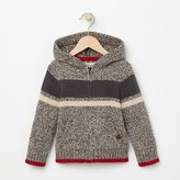 Roots Toddler Cabin Full Zip Sweater
