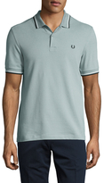 Fred Perry Slim Fit Pique Polo