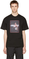 Alexander Wang Black Car Babe T-Shirt