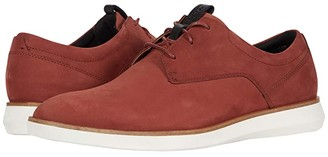 Clarks Banwell Lace (Red Nubuck) Men's Shoes