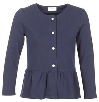 Betty London INNATA women's Jacket in Blue