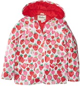 Hatley Strawberry Sundae Raincoat Girl's Coat