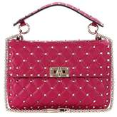 Valentino Garavani Rockstud Spike leather shoulder bag