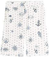 Alexander McQueen Printed Cotton Shorts