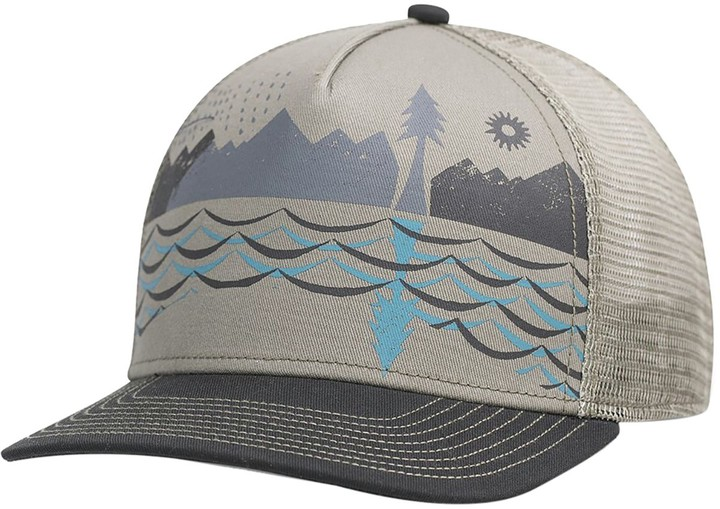 e608e5f9 Basin Trucker Hat - Men's