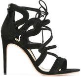 Alexandre Birman lace-up detailing sandals