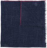 Brunello Cucinelli woven scarf - men - Silk/Linen/Flax - One Size