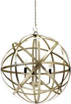 One Kings Lane Planetary 3-Light Pendant, Brass