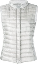 Herno padded gilet - women - Feather Down/Polyamide - 42