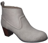 Women's Mossimo Supply Co. Kaelyn Ankle Bootie - Assorted Colors