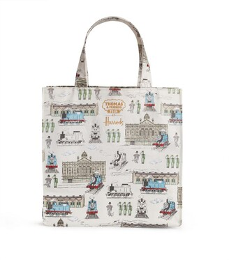 Harrods Thomas and Friends Small Shopper Bag