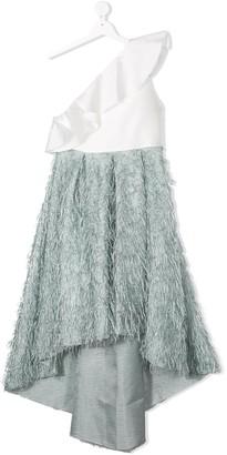 La Stupenderia Asymmetric Dress