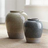 Crate & Barrel Luana Urn Vase