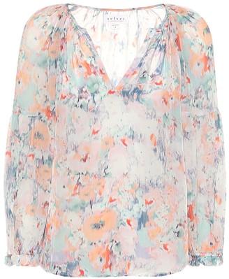 Velvet Jessa floral blouse