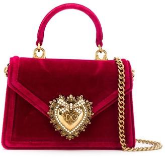 Dolce & Gabbana love heart cross body bag