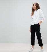 Asos Design DESIGN chino trousers in black