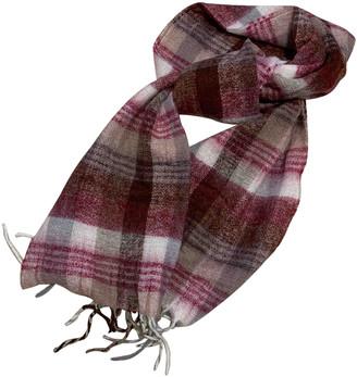 Becksöndergaard Beck Sonder Gaard Pink Wool Scarves