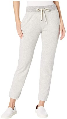 n:philanthropy Night Fench Terry Joggers (Heather Grey) Women's Casual Pants