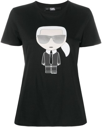 Karl Lagerfeld Paris short sleeved T-shirt