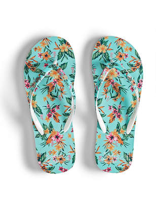 Roxy Ariel Pebbles Flip-Flops