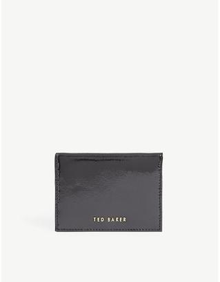 Ted Baker Llilie leather card holder