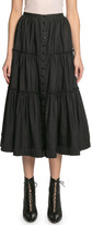 Marc Jacobs The The Prairie Tiered Ruffle Skirt