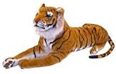 Melissa & Doug Giant Tiger - Lifelike Stuffed Animal (over 5 feet long)