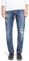 Jean Shop Jim Slim Fit Selvedge Jeans (Christopher Blue)