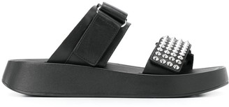 Ash Victory studded sandals
