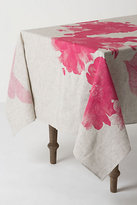 Anthropologie Begonia Tablecloth