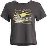 RE/DONE Classic Statue Of Liberty T-Shirt