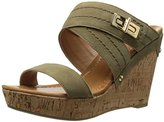 Tommy Hilfiger Women's Mili Wedge Sandal