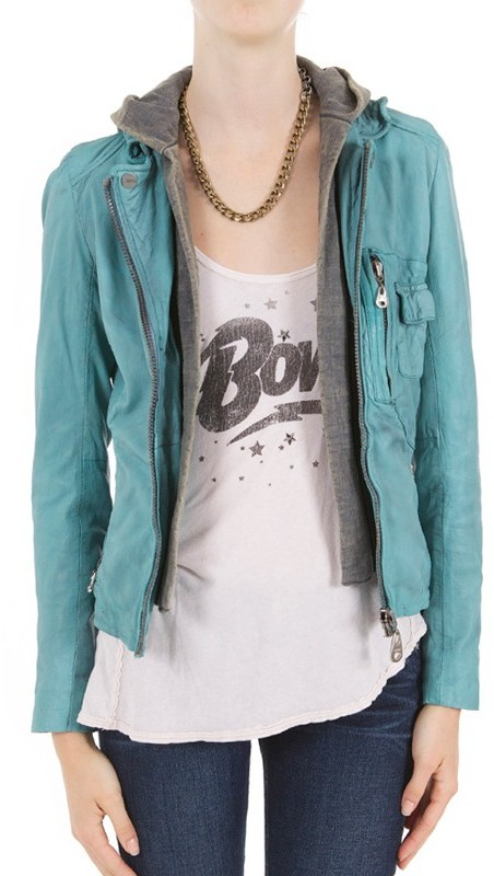 Doma Combined Jacket with Hood
