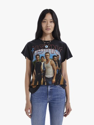 MadeWorn Nsync Tee - Faded Black