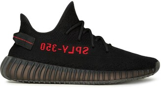 "Adidas Yeezy Yeezy Boost 350 V2 ""Black/Red"" sneakers"