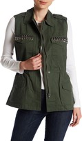 BB Dakota Ackerly Studded Vest