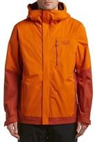 Mountain Hardwear Dragon's Back Insulated Jacket.