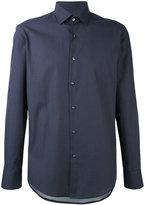 HUGO BOSS buttoned shirt - men - Cotton - 38