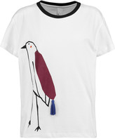 Mother of Pearl Liber printed cotton-jersey T-shirt
