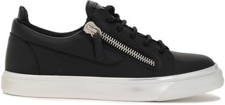 Giuseppe Zanotti Nicki Leather Sneakers