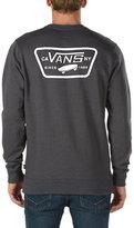 Vans Full Patched Crew Sweatshirt