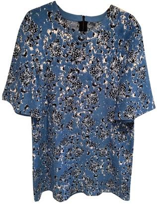 Mulberry Blue Silk Dresses