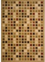 Christopher Knight Home Yetta June Brown Check Rug (3' x 5')