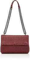Bottega Veneta Women's Olimpia Intrecciato Small Shoulder Bag