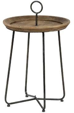Gracie Oaks Flenderson Tray Table