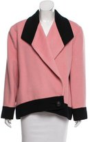 Lanvin Vintage Wool Jacket