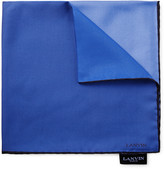 Lanvin - Colour-block Silk Pocket Square